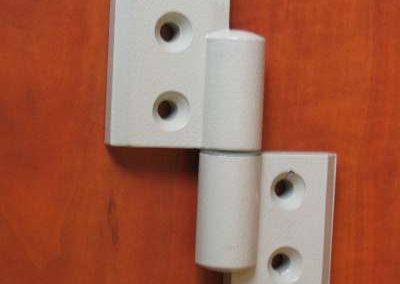 Odlew z aluminium Zawias ZD-20